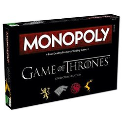 Настольная игра Hasbro games Monopoly Game of Thrones