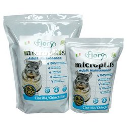 Корм для шиншилл Fiory Micropills Chinchillas