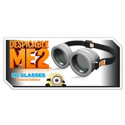 Очки Look 3D LK3DDM2BP C5 Despicable Me 2 (Blister Pack)