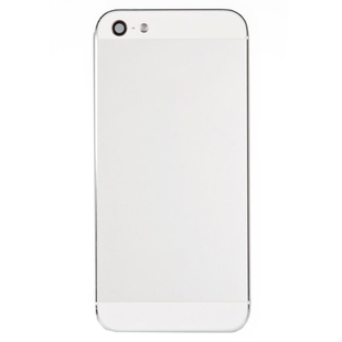 Корпус для Apple iPhone 5 (SM000496) (белый)