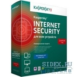 Kaspersky Internet Security Multi-Device Russian Edition 5-Device 1 year Base Box (KL1941RBEFS)