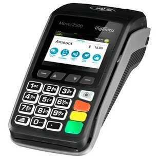 POS-терминал Ingenico Move/2500 (3G)