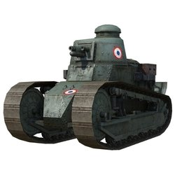 Танк Renault FT